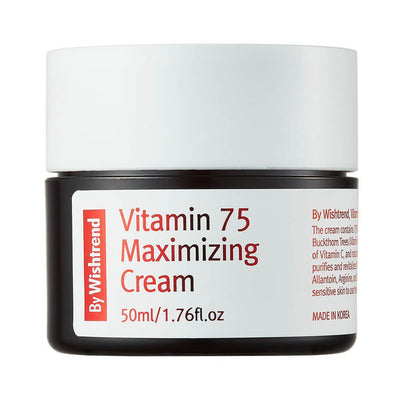 By Wishtrend Vitamin 75 Maximizing Cream 70g