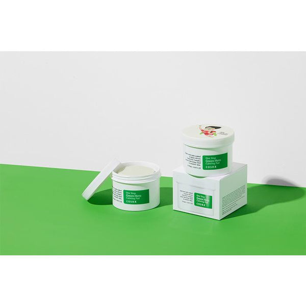 COSRX One Step Green Hero Calming Pad 70ea