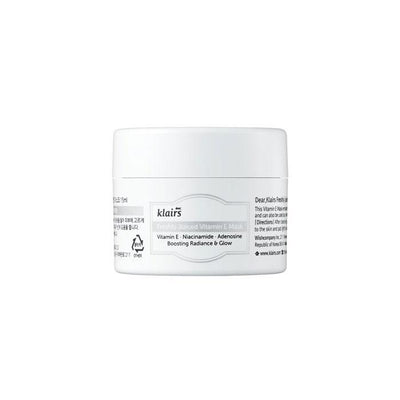Dear Klairs [Mini] Freshly Juiced Vitamin E Mask 15ml