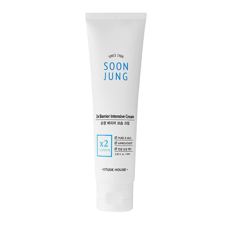 Soon Jung 2x Barrier Intensive Cream 60ml