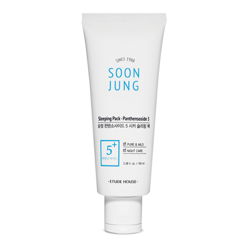 Etude House Soon Jung Panthensoside 5 Cica Sleeping Pack 100ml