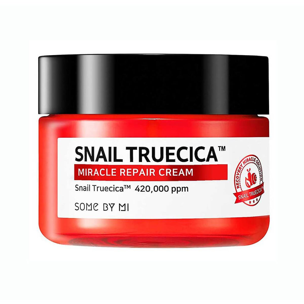 Go Bloom & Glow Some By Mi Snail Truecica Miracle Repair Cream 60g