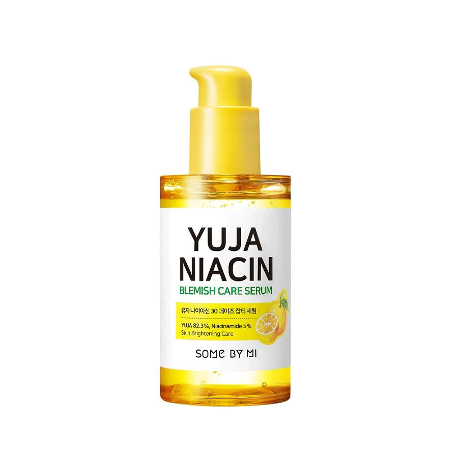 Go Bloom & Glow Some By Mi Yuja Niacin 30days Blemish Care Serum 50ml