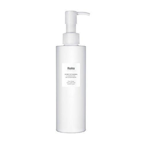 Huxley [CLEARANCE] Cleansing Gel; Be Clean, Be Moist 200ml [Expiring 06.2020]