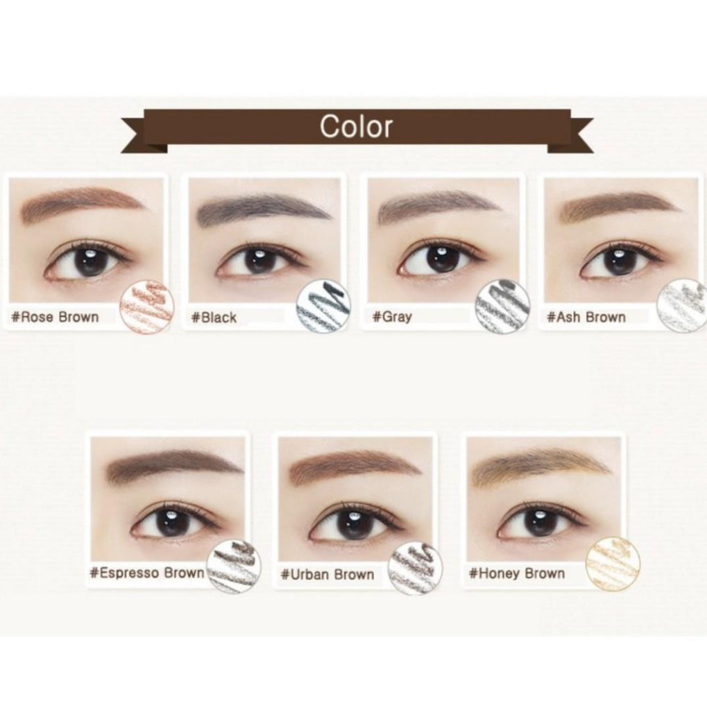 Innisfree Auto Eyebrow Pencil