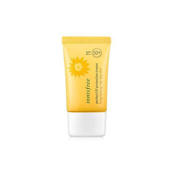 Innisfree Perfect UV Protection Cream (Long Lasting for Oily Skin) SPF50+ PA+++