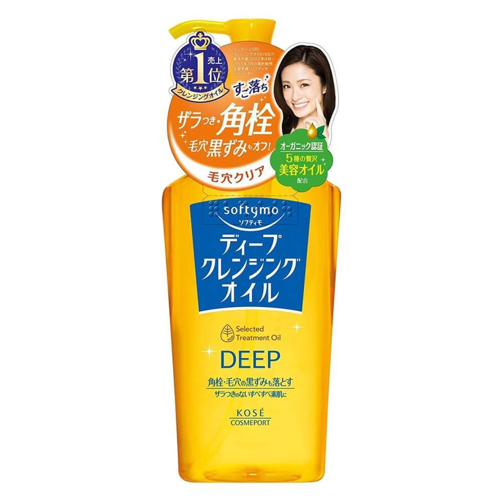 Softymo Deep Cleansing Oil 230ml