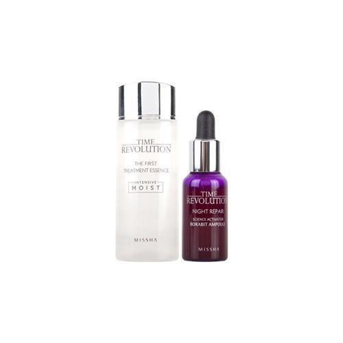 [Mini] Missha Time Revolution Best Seller Trial Set