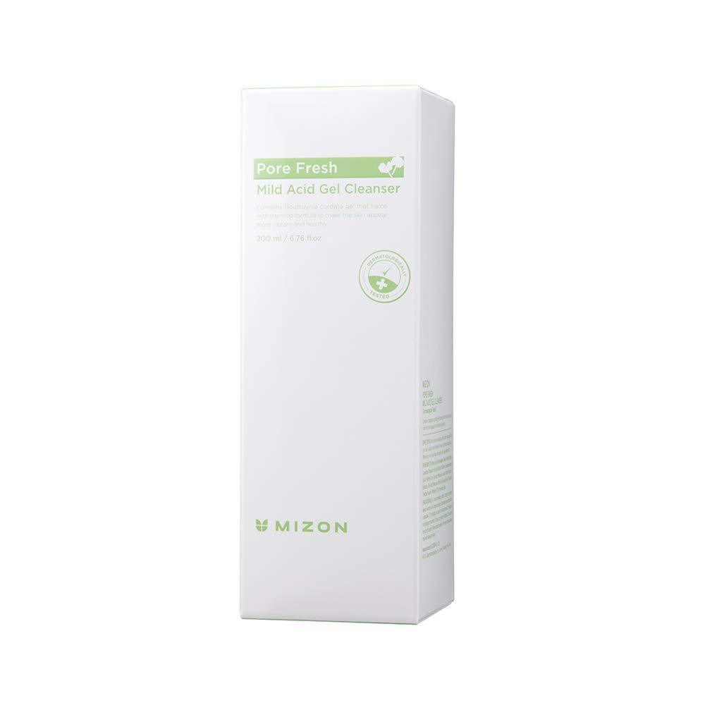 Mizon Pore Fresh Mild Acid Gel Cleanser 200ml