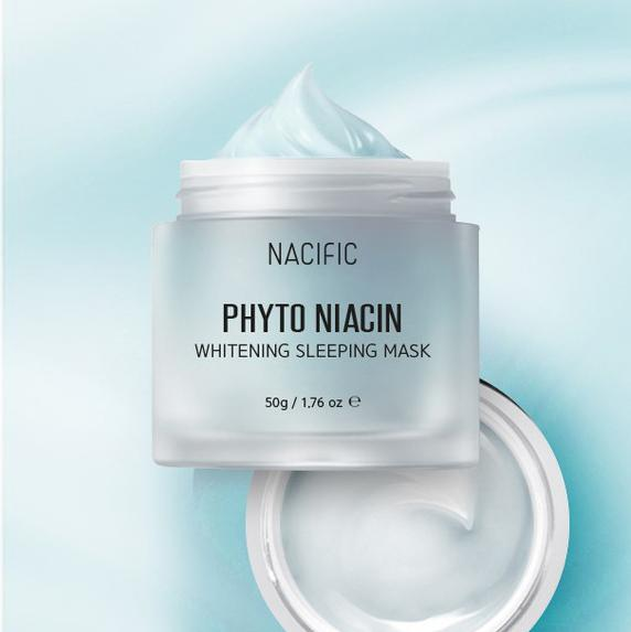 NACIFIC Phyto Niacin Whitening Sleeping Mask
