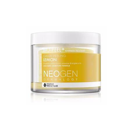 Neogen Neogen Bio-Peel Gauze Peeling Lemon | Korean Skincare, Beauty, Makeup | Go Bloom & Glow