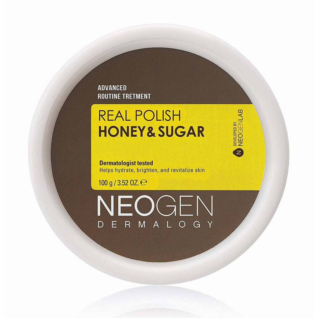 Neogen Real Polish Honey & Sugar 100g