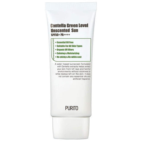Purito Purito Centella Green Level Unscented Sun