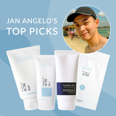 Pyunkang Yul Jan Angelo's Top Picks