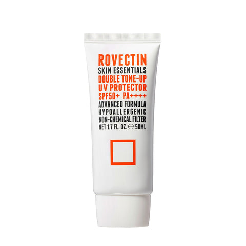 Rovectin Skin Essentials Double Tone-up UV Protector 50ml SPF50+ PA++++