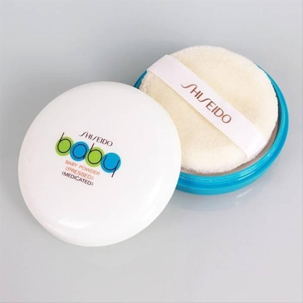 Shiseido Medicated Baby Powder (Pressed) 50g