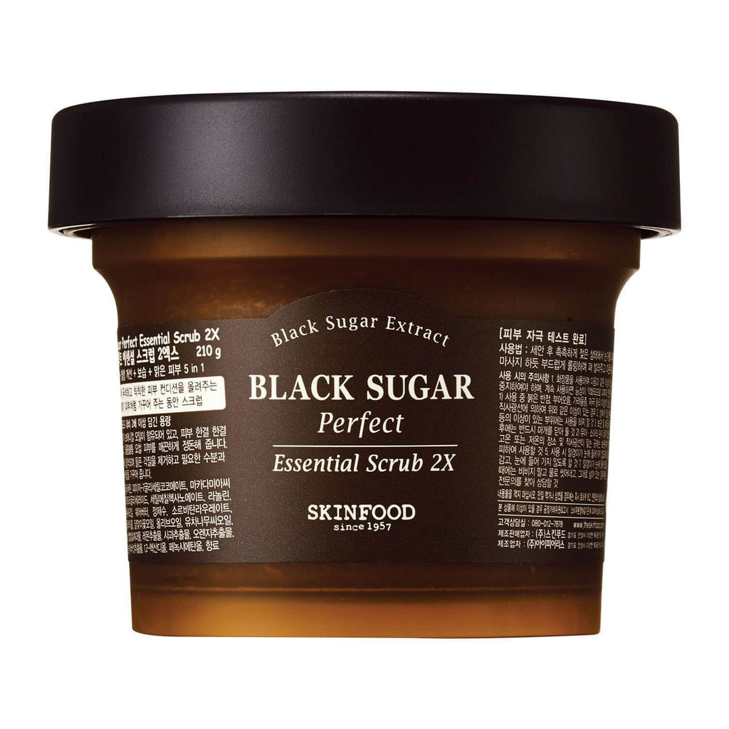 Skinfood Skinfood Black Sugar Perfect Essential Scrub 2x