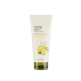 The Face Shop Herbday 365 Cleansing Foam Lemon & Grapefruit