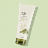 The Face Shop Herbday 365 Cleansing Foam Mungbeans & Mugwort