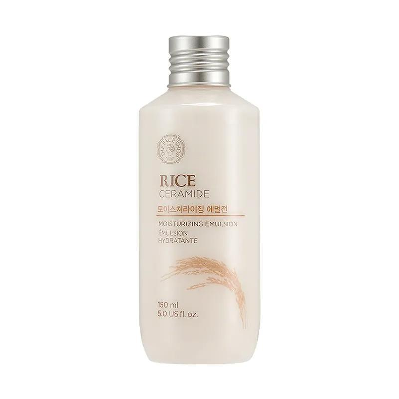 The Face Shop Rice Ceramide Moisture Emulsion 150ml