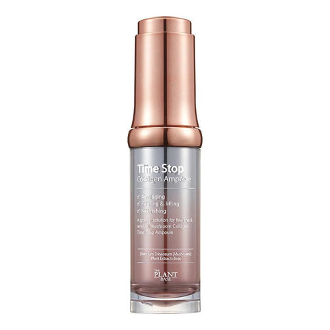 The Plant Base Time Stop Collagen Ampoule 20ml