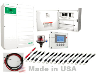 Battery Backup Solar Power Systems