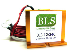 Battery Life Savers BLS-12/24-C Battery Saver Desulfator