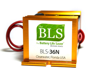 Battery Life Savers BLS-36N Desulfator For 36V Golf Carts