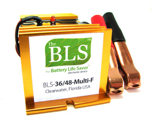 Battery Life Savers BLS-36/48 Multi F For 36/48V Industrial