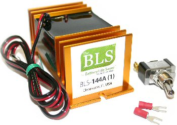 Battery Life Savers BLS-144/156-multi (2 Pack) Battery Desulfator