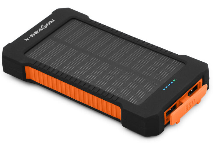10000mAh Solar Charger for Mobile Phones