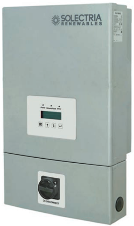 Solectria PVI-5200TL Transformerless Grid Tie Inverter