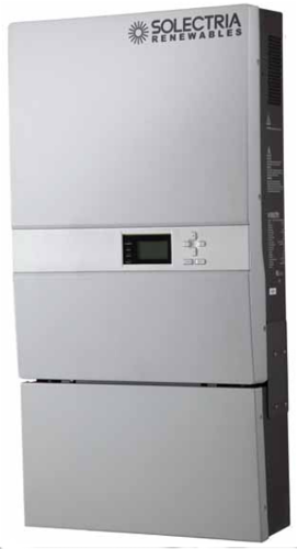Solectria PVI-14TL 14kW 3-phase Transformerless Inverter, 208Vac
