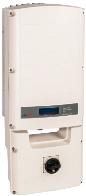Solaredge SE9K-US 9kW Three Phase Transformerless Grid Tie Inverter, 208V