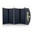 25W Solar Panel Charger: Folding Mobile Power Bank for Phone