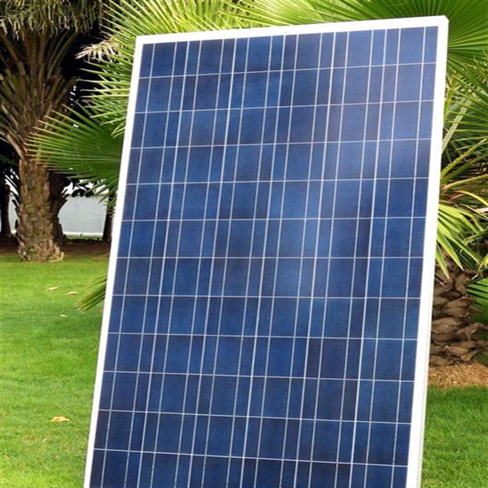 UK Stock 100W Watts 12V Volt Poly Solar Panel Battery Charging Off Grid Caravan Home Free Shipping  No Tax No duty