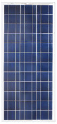 Ameresco Solar 90J 90W 12V Solar Panel With J-box