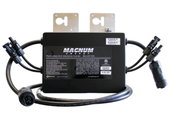 Magnum Energy Microgt 500 Microinverter