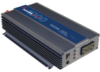 Samlex PST-1000-12 1000W, 12V Pure Sine Wave Inverter