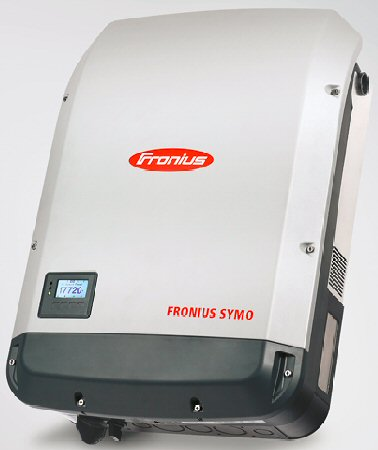 Fronius Symo 10.0 10000 Watt 3 Phase Grid Tie Inverter 480V