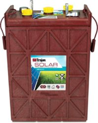 Trojan SPRE 02 415 (L-105-RE-B) Solar Premium Line Flooded Battery