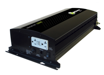 Xpower Inverter 1500W 12V Modified Sine Wave Inverter