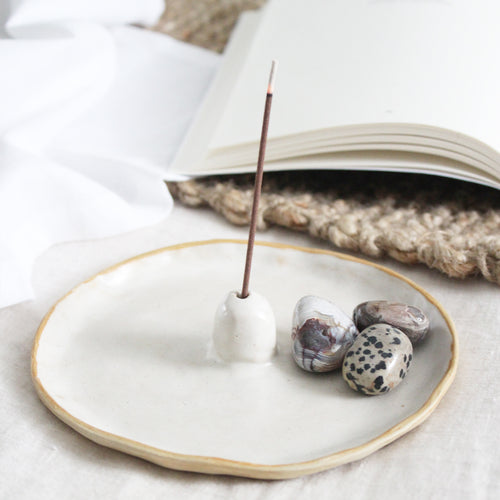 Stonewear Incense Holder