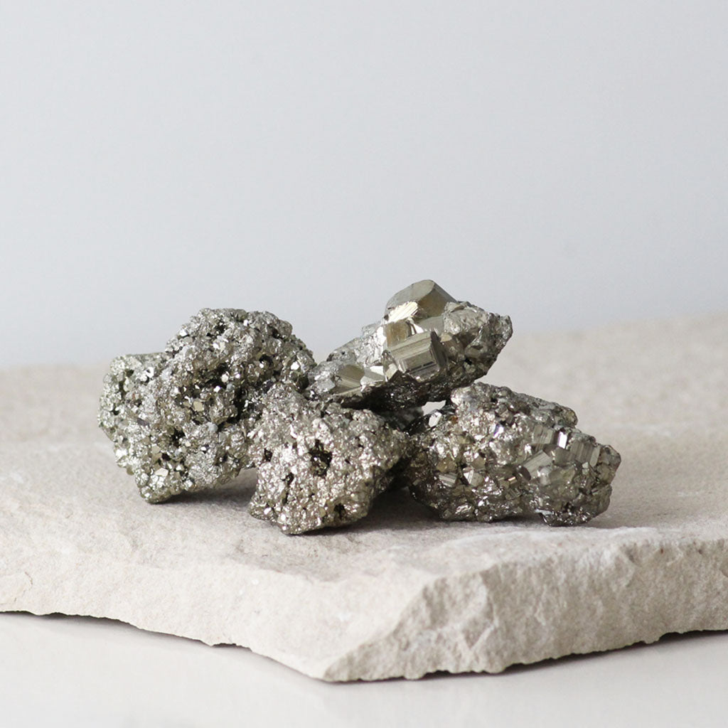 Raw Pyrite - Small