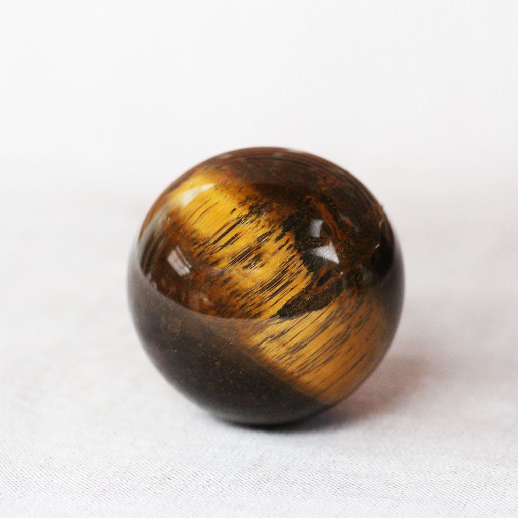 Tigers Eye Sphere I