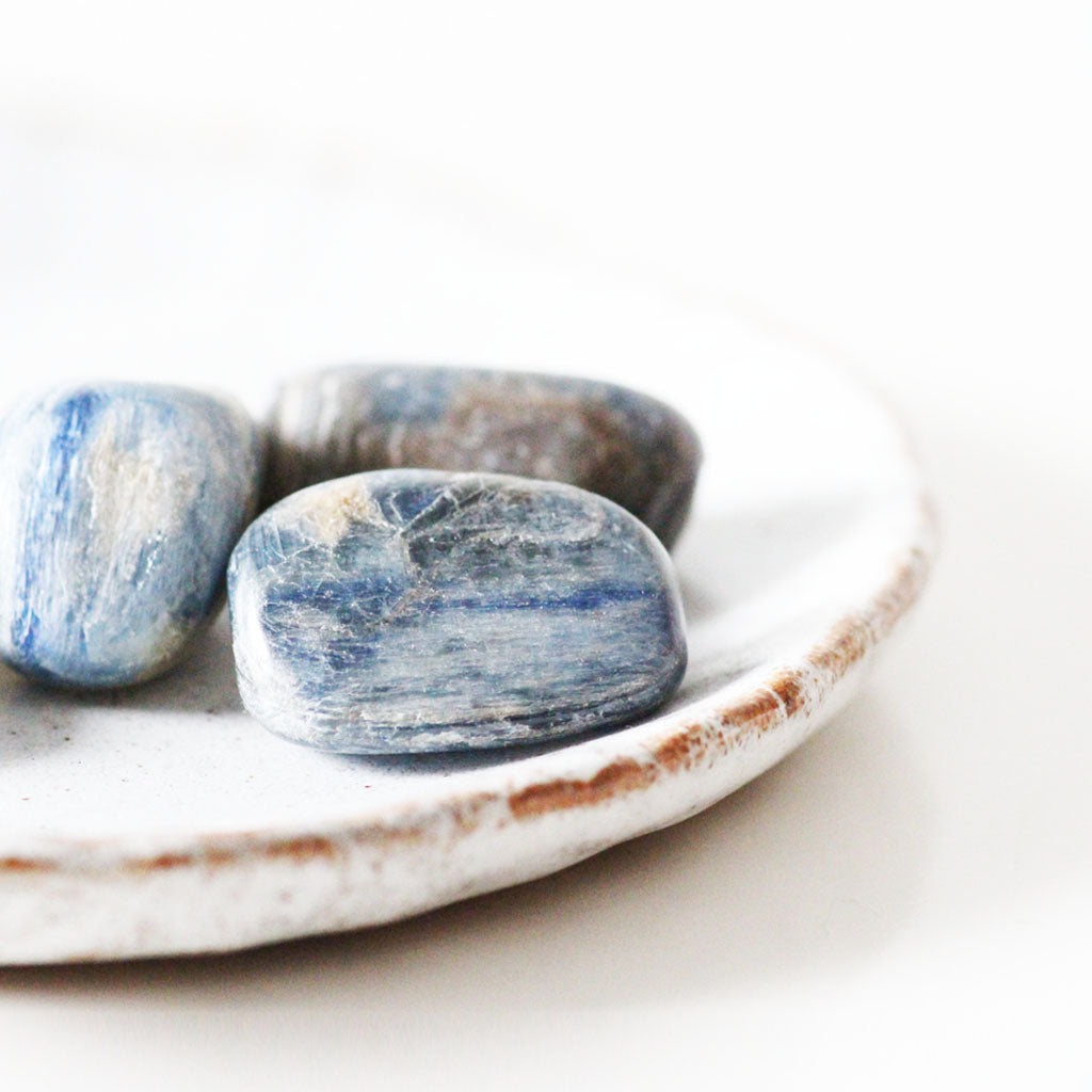 Kyanite Tumbled Stones