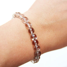 Smoky Quartz Tumbled Bracelet