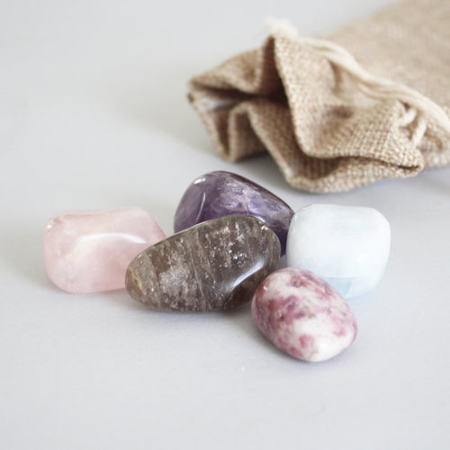 Stress & Anxiety Crystal Kit