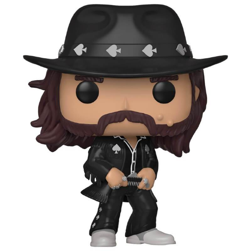 MOTORHEAD ACE OF SPADES FUNKO POP! ALBUM FIGURE WITH CASE