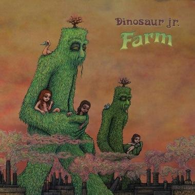 DINOSAUR JR. 'FARM' 2xLP